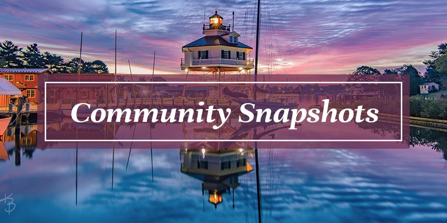 Community Snapshots Button